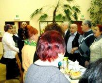 Spotkanie noworoczne Towarzystwa Miłośników Ziemi Chmielnickiej