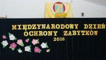 KONFERENCJA ˝Z DZIEJÓW OCHRONY ZABYTKÓW I DZIEDZICTWA NARODOWEGO W PIOTRKOWICACH 15.04.2016, fot. Waldemar Kwiatkowski