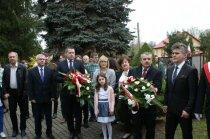 Obchody  rocznicy śmierci por. Stanisława Grabdy ps.˝Bem˝ - relacja z 16.04.2016 r. fot. Waldemar Kwiatkowski