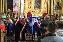 W Piotrkowicach odbył się ZLOT SZKÓŁ im. JANA PAWŁA II