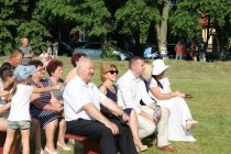 Relacja zdjęciowa zfestynu rodzinnego wPiotrkowicach