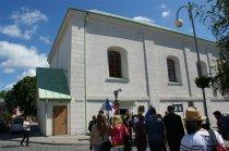 Pielgrzymi z Francji w Gminie Chmielnik w ramach ŚDM Kraków 2016- Chmielnik