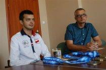 Chmielniczanin Artur Zychowicz wziął udział w IX Mistrzostwach Europy Osób po Transplantacji i Dializowanych.