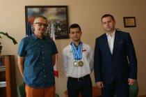 Chmielniczanin Artur Zychowicz wziął udział w IX Mistrzostwach Europy Osób po Transplantacji i Dializowanych