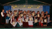 W Chmielniku odbył się XVII Powiatowy Przegląd Zespołów Folklorystycznych