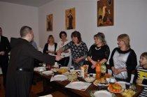 Noworoczne spotkanie Liturgicznej Służby Ołtarza piotrkowickiej parafii