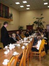 Spotkanie zsołtysami gminy Chmielnik