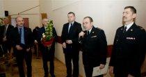 Nowy dowódca JRG nr 4 wChmielniku. Odbyła się XXX sesja Rady Miejskiej