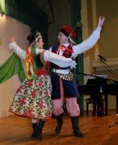 W Chmielniku powitano wiosnę wtakt polskiej muzyki.