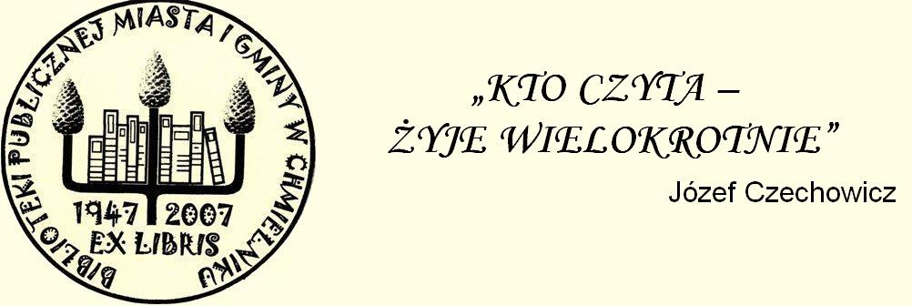 Biblioteka Publiczna Miasta iGminy Chmielnik wokresie świątecznym